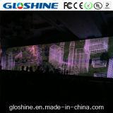 Schermo impermeabile locativo Fullcolor esterno dell'arco LED di HD (4.81)