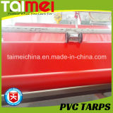 Tampa do caminhão do PVC feita pela fábrica chinesa