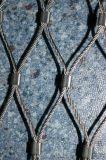 Тип сетка Ferrule нержавеющей стали кабеля