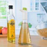 Bouteille en verre à pulvérisateur d'huile d'olive et de vinaigre avec contrôle de débit réglable pour la cuisine Cuisine