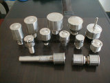 De roestvrije Pijpen van de Filter/de Pijpen van de Zeef van het Roestvrij staal