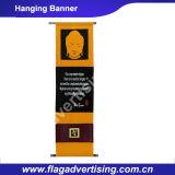 De la publicité d'intérieur de Hotsale impression s'arrêtante faite sur commande de drapeau ou extérieure