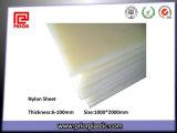 Gegoten Nylon Plate met SGS Certificate