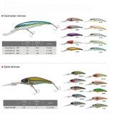 Isca baixa feito-à-medida do transporte livre atração dura da pesca dos Minnow