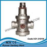 Valvola di riduzione della pressione d'ottone (V21-3101N)
