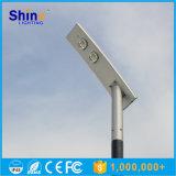 luz de rua solar completa de 5W 8W 12W 15W 20W 25W 30W 40W 50W 60W 70W 80W 100W para a iluminação ao ar livre