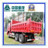 Sinotruk HOWO 6 x тяжелая тележка Dumper 4 290HP Zz3257m3847W/M