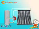 Separar o sistema de aquecimento solar pressurizado de água/Keymark solar