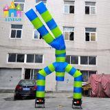 Раздувное Skydancer рекламируя марионеток танцора неба человека танцы воздуха