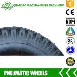 rotella del carrello di 8inch Qingdao con gli orli di plastica