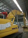 Escavatore giapponese KOMATSU PC200-8eo (macchinario edile di lavoro cingolo idraulico molto buon di condizione del nuovo) per la vendita