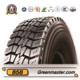 모든 강철 광선 트럭 타이어 9.00r20