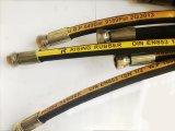 Embout de durites en caoutchouc de jardin de tuyau qualité hydraulique de tuyau de meilleure