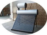 Sistema solar galvanizado del calentador de agua de la No-Presión
