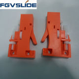 3 Fold diapositivas del cajón de cierre suave Undermount