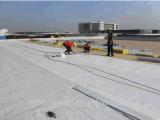 설치 ISO 증명서 /Single - (반대로 UV) 가닥 지붕 방수 포일을%s 가진 루핑에 의하여 강화되는 Tpo