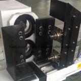 Древесина автоматической 2 оси CNC 2 резца филируя поворачивая высекать Lathe H-D150d-Dm