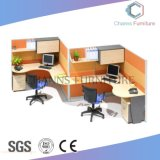 Способ l рабочая станция офиса кабины формы (CAS-W1771530)