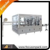 Máquina de engarrafamento de enchimento quente automática do suco de Monoblock