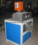 Riciclaggio estrusore a vite della macchina di pelletizzazione di singolo con il sistema di taglio dell'Acqua-Anello