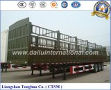 Fabricant Ferme Fence / Stake Semi Truck Trailer