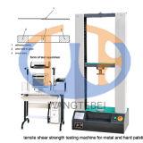 Máquina de prueba de la tracción/probador extensible de goma