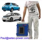 Draagbare 10kw het Laden Repid van EV Post Chademo/CCS Setec Snelle Lader 7kw-100kw