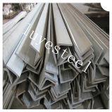 Cornière d'acier inoxydable d'AISI 304
