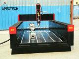 Petite machine de crémaillère et de pignon de la commande numérique par ordinateur 6090 pour la pierre/marbre/pierre tombale