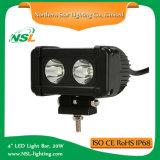 Barra del lavoro del LED, barra chiara 10V-30V del lavoro fuori strada impermeabile del camion LED