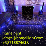 Stella nera Dance Floor della superficie LED