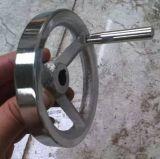 Маховичок чугуна для резиновый машинного оборудования