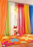 カーテンのための卸し売りトルコテュルのカーテンの多彩なボイルの薄いファブリック