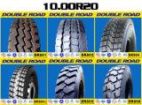 Pneumático da importação do tamanho 1000r20 do pneu do caminhão de China