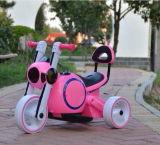 Tricycle d'enfants chaud de bébé de vente en gros de vente avec la musique et la lumière (DEL)