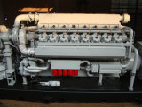 4X1000kw 천연 가스 발전기 세트