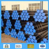Alta calidad ASTM A53 GR. Tubo de acero inconsútil del carbón negro de B