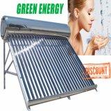 加圧ソーラーコレクタ(太陽熱湯ヒーター)
