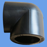 Socket Fusion Elbow 90deg PE Pipe Fitting for Water Supply