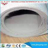 Membrana impermeable del PVC de la membrana del material para techos para la azotea plana