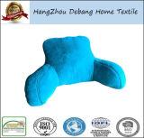 Beste Hauptformen zerrissene Schaumgummi-Rest-Nichtstuer-Kissen-Anzeige im Bett