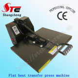 セリウムCertificate 40*60cm Flat T Shirt Heat Press Machinery Manual Heat Transfer Machine T-Shirt Heat Printing Machine