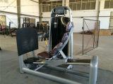 Máquina linear Xw10 da imprensa do pé do equipamento profissional do exercício da ginástica