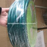 Tuyau de tissu-renforcé de PVC pour le jardin/eau/huile/gaz