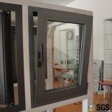 Het Thermische Openslaand raam van uitstekende kwaliteit van het Profiel van het Aluminium van de Onderbreking met MultiSlot K04002