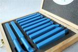 Morceaux d'outil inclinés par carbure d'acier du carbone ISO1-ISO10