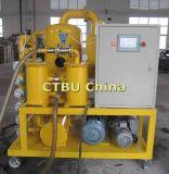 Machine de filtrage de pétrole de transformateur de filtration de pétrole de transformateur de vide poussé de Double-Étape