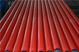 赤い塗られたEn10255 BS1387の中等発射速度戦い鋼管