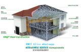 새로운 디자인 조립식 강철 구조물 집 별장