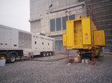 Generator Test를 위한 2500kVA Load 은행